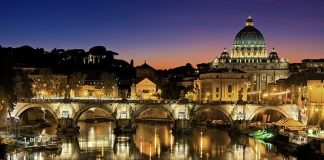 vizita Roma